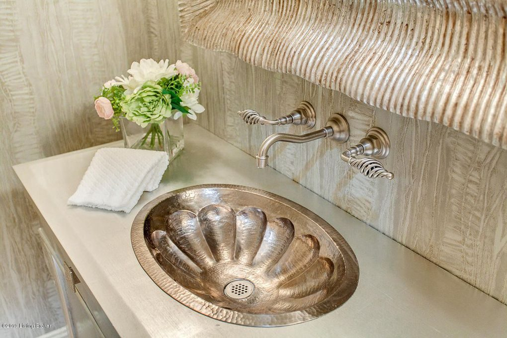 Louisville Interior Design, Louisville Home Staging, Louisville bathroom renovation, custom vanity sink